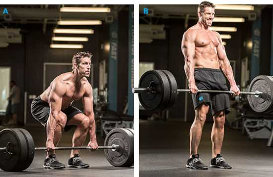 Deadlift a