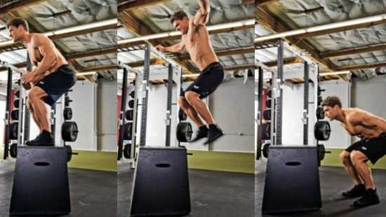 Plyometric Exercises 1
