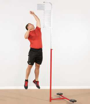 how to work on vertical jump